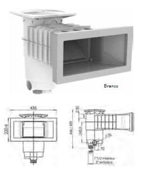 Skimmer A400 Clássico