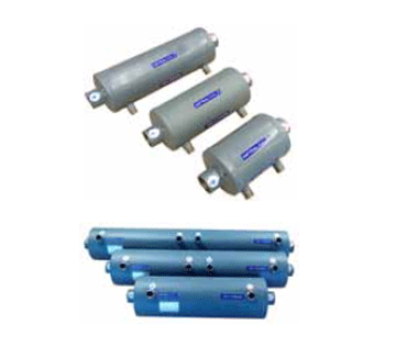 Permutador de calor água/água waterheat